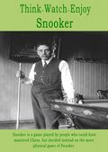Think - Watch - Enjoy Snooker - 1